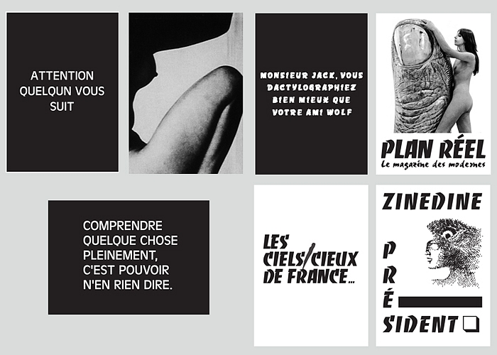 ...Avec Excoffon Posters/Affiches